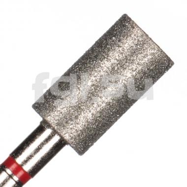 Фреза алмазная цилиндр D-5мм мягкая Россия(142)