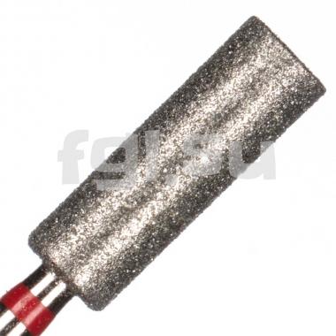 Фреза алмазная цилиндр D-4мм мягкая Россия(145)